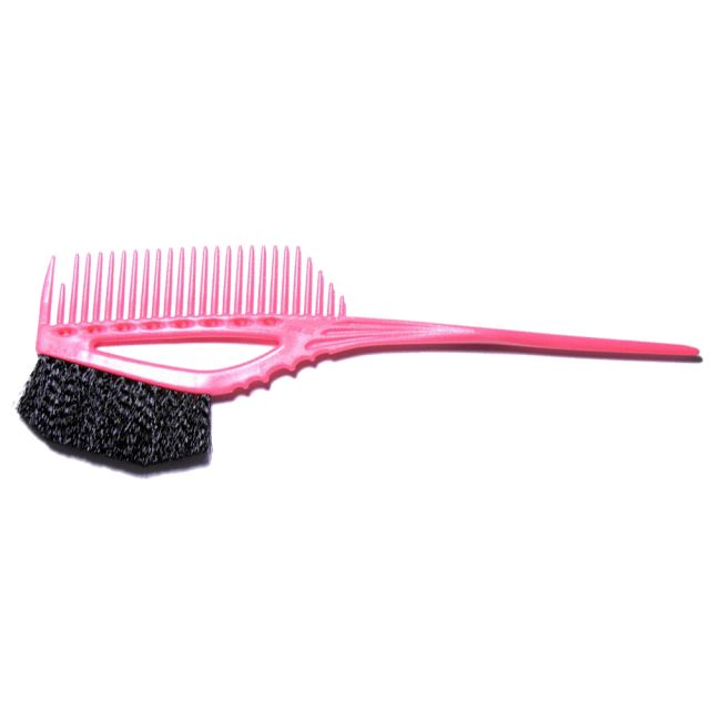 Y.SPARK TINT COMB & BRUSH YS640 PINK 1