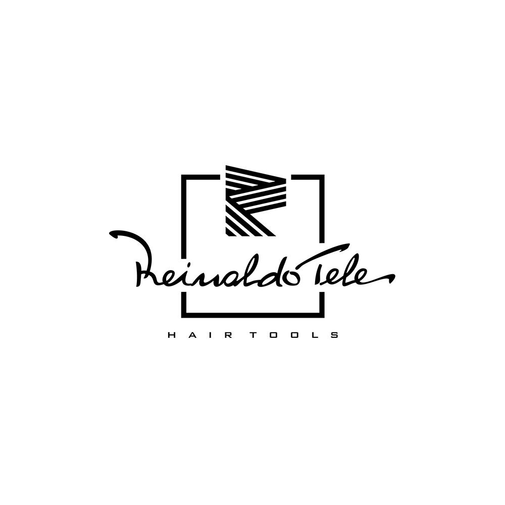 Pente Afro Denman Curl Tamer Detangling D17 Green 1